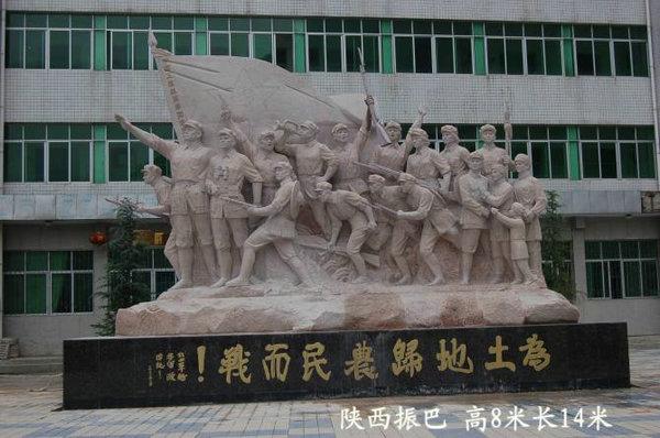 江宸市政工程_石材雕塑