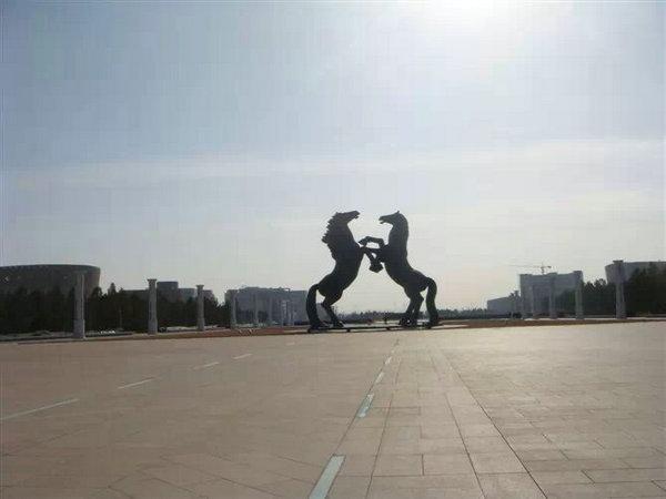 江宸市政工程_玻璃钢雕塑