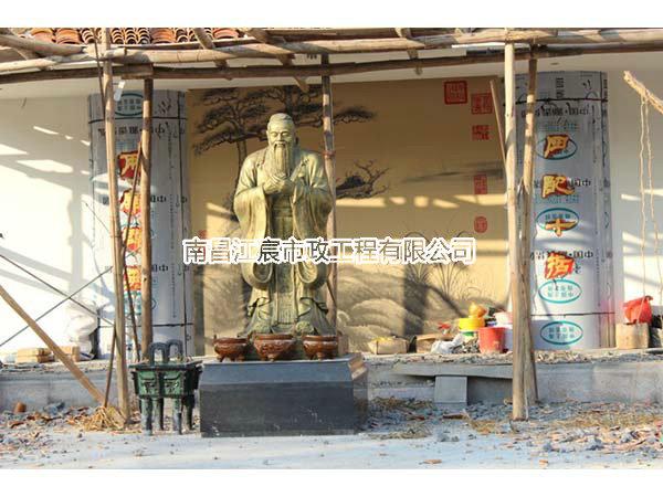 江宸市政工程_锻铜雕塑